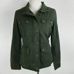 Kut from the Kloth Army Green Field Utility Jacket